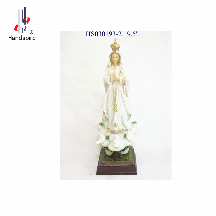 12 Inch Catholic Religious Items Resin Statues Wholesale