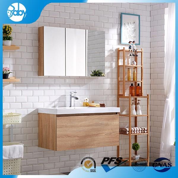 Bathroom Cabinets Edmonton foshan factory new design pvc bathroom cabinet, foshan factory new