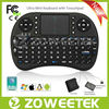 Best selling Thai layout wireless keyboard with touchpad