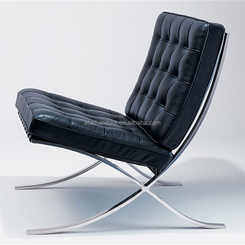 Barcelona chair back - Barcelona Chair Replica Barcelona Chair Replica Suppliers And Manufacturers At Alibaba Com