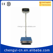 High quality Large scale electronic balance Floor weighing digital balance JA60KN