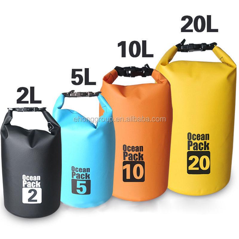 Ocean Pack Dry Bag Waterproof Diving Bag Travel Waterproof Dry Bag