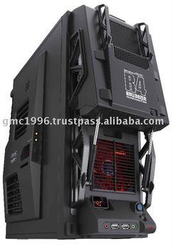 Gmc R4 Bulldozer Black Computer Case