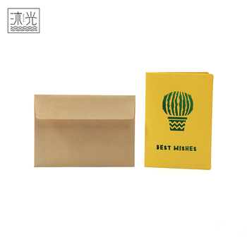 Bulk Buying Custom Design Laser Cut Best Wishes Gift Greeting Cards And Envelope
