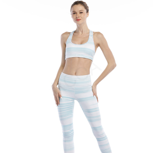 gym clothing fitness sublimation Yoga pants apparel