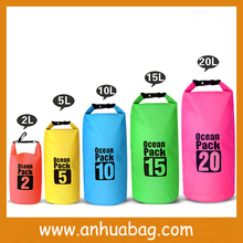 Wholesale Custom logo waterproof dry bag
