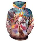 OEM Custom Sublimation Hoodies With Great Price