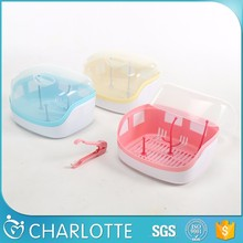 Mmulti-function baby feeding bottle microwave oven uv sterilizer