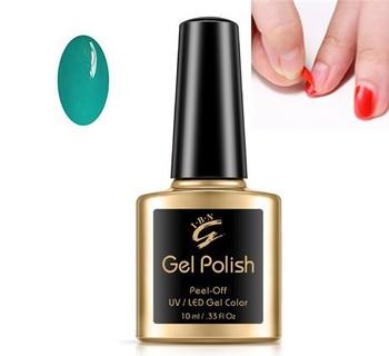 No Base No Reomver Ibn Gel Nail Polish Peel Off - Buy Gel Nail ...