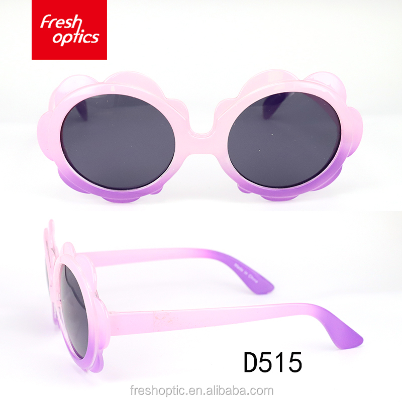 D515 Hot sale worth buying 2018 cheap kids funny sunglasses