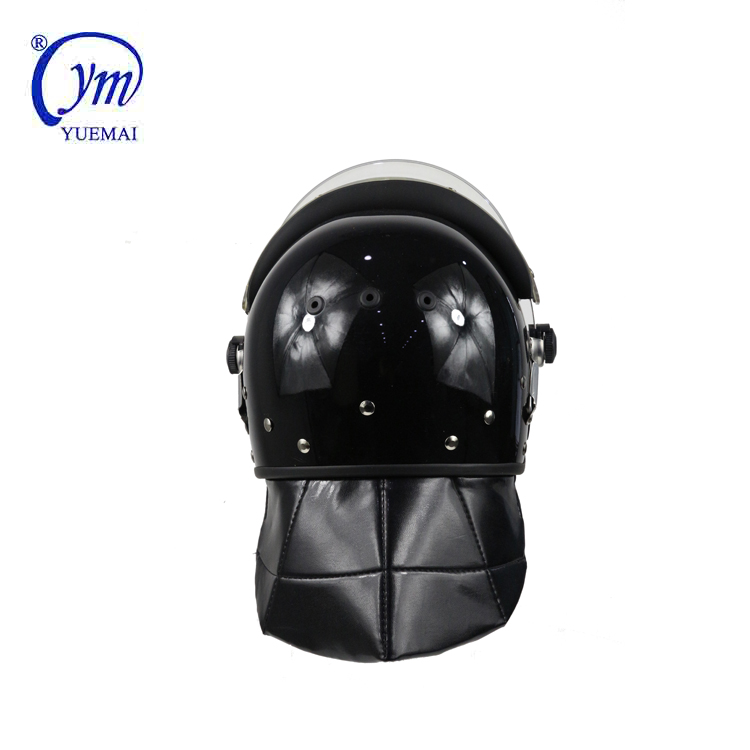 Police safety duty helmet duty gear anti riot police helmet