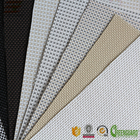 PVC and polyester material window solar shade 5% openness sunscreen fabric