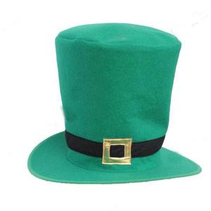 Fancy Dress Irish Green Top Hat Party Decoration Green Top Hat d6148feb0537