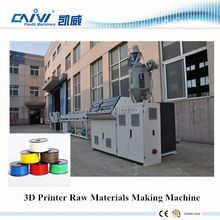New 3D Printer PLA / ABS Filament Extrusion Machine / Production Line with diameter 1.75mm or 3mm