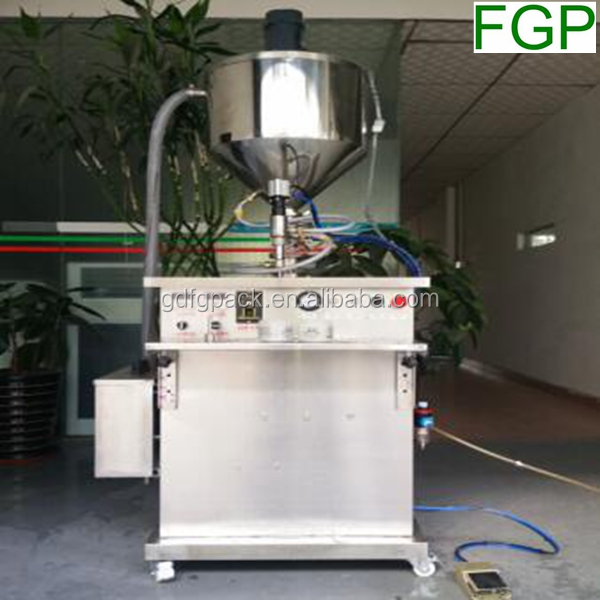 High quality stainless steel petroleum jelly constant temperature filling machine