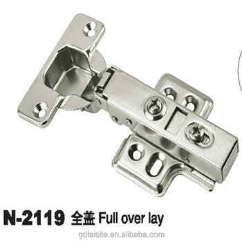 Durable Hydraulic Easy Replacement Furniture Hinges 108 Gram