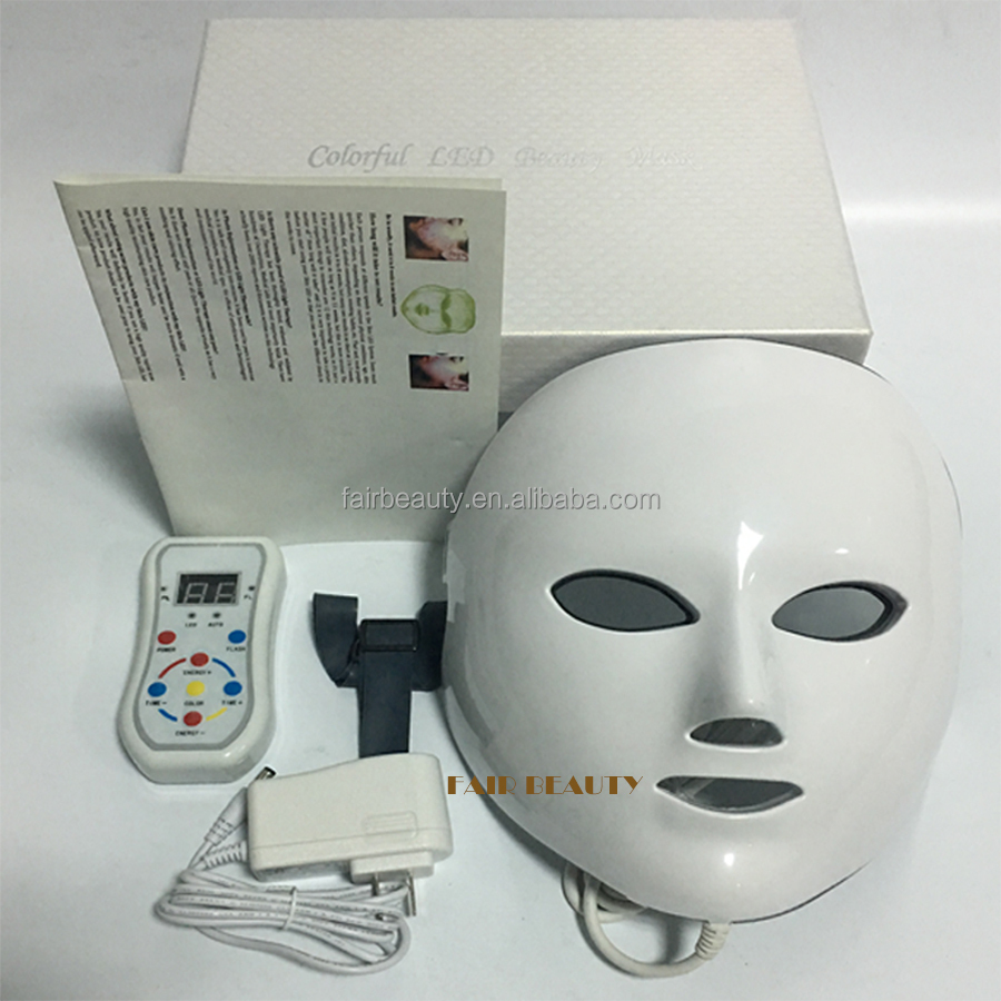 china supplier eight-lights led pdt skin care pdt led light therapy photon 3/4 color photon light pdt therapy