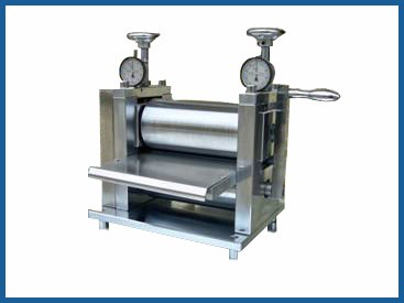 High Quality Manual Roller Press For Soft Metal