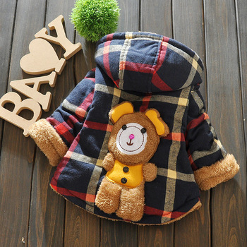 0500629b9f18 Winter 3-4 children s cotton-padded coat 0-1 to 2 years old boys ...