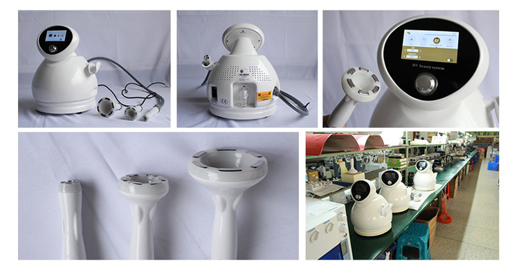 China factory customized magic pot rf skin beauty machine