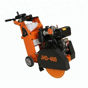 Diesel Asphalt Floor Surface Concrete Road Cutting Machine Saw Cutter(JHD-400D)