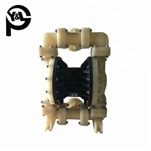 2 inch plastic air operated double diaphragm pump