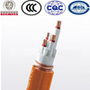 copper inner sheathed LSZH plastic outer sheath flexible fireproof cable