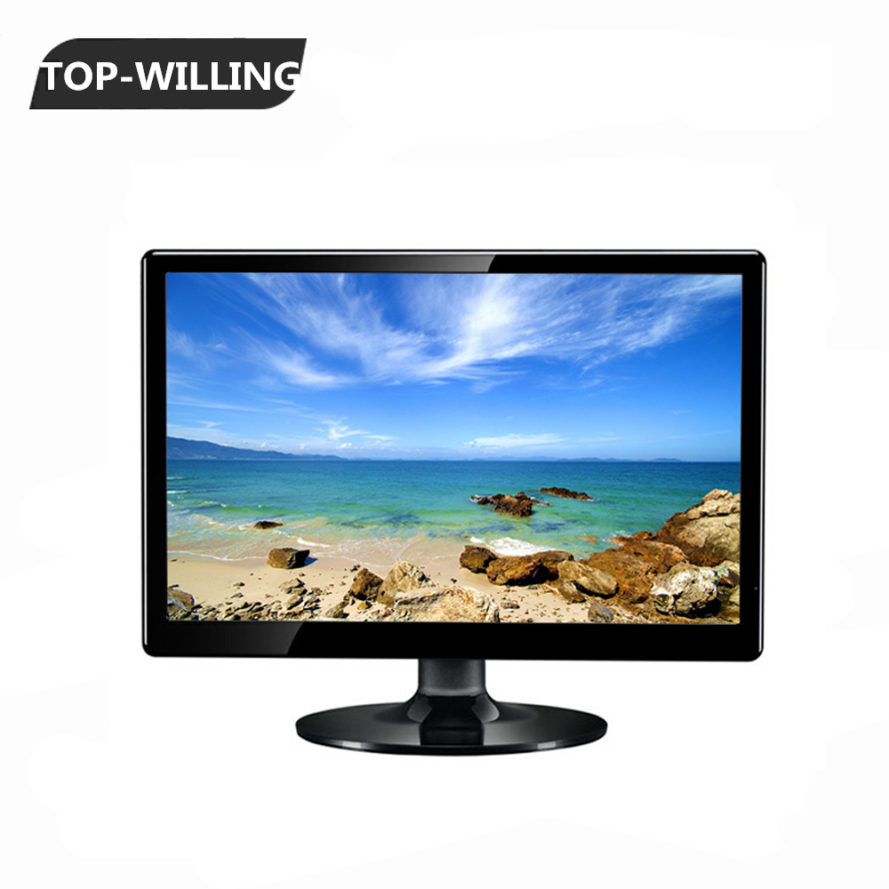 Brand New 22'' Led Monitors / 22 Inch Desktop Pc Monitors/computer Monitors At Factory Price