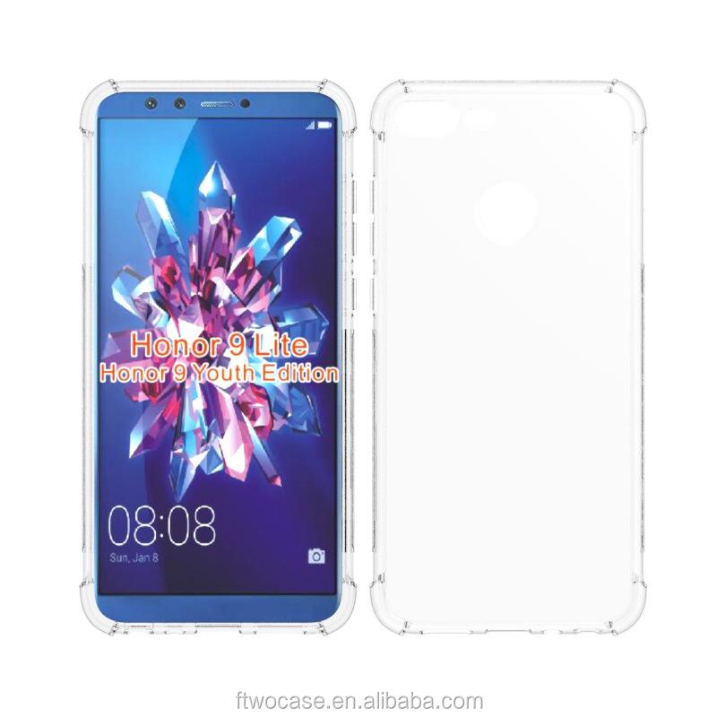 premium selection 955d9 71da9 Four Corner Shockproof Soft Tpu Bumper Case For Huawei Honor 9 Lite - Buy  Case For Huawei Honor 9 Lite,Shockproof Case For Huawei Honor 9 ...