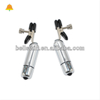 Single Speed Vibrating Bullet male nipple clamps for Female adult only