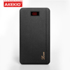 New portable battery bank 8000mAh gift power bank with flashlight