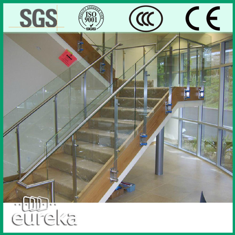 manufacturer hot salemetal indoor stainless steel wood spiral stairs