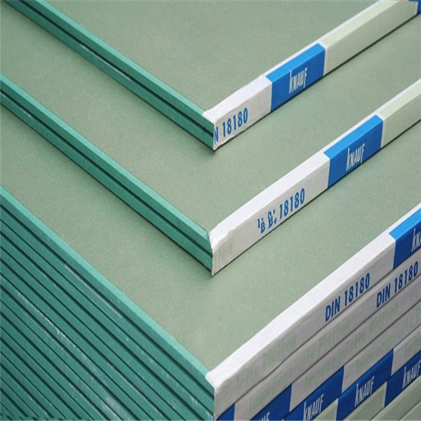 Fire Rated Gypsum Board : Cheap price gypsum board with standard size factory