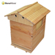 Beekeeping Equipment Wooden Honey Automatic Flow keeping house Bee Hive