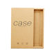 Luxury custom retail mobile cell phone case drawer box packaging for iphone