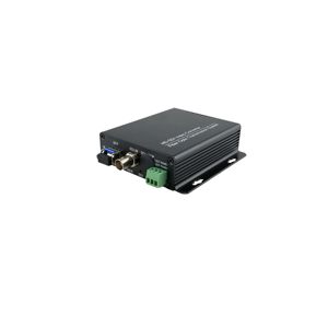1 x HD-SDI forward video with embedded audio + 1 x return RS485 data SM ST+without loopout