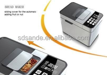 Hot selling french bread maker with high quality