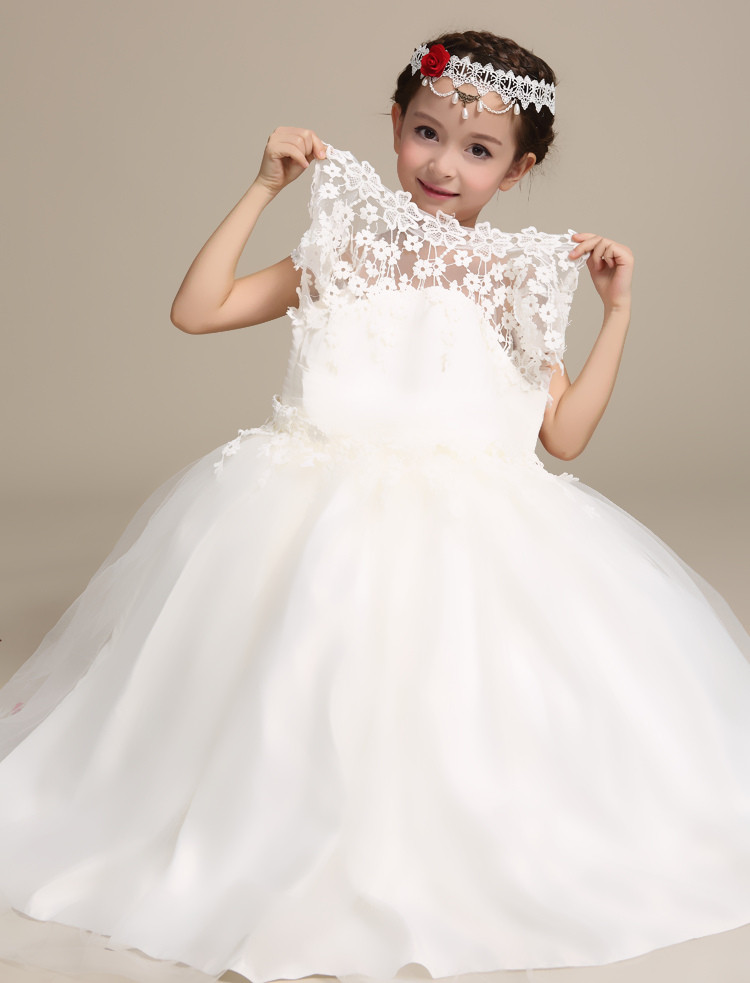 Kids Wedding Gown, Kids Wedding Gown Suppliers and Manufacturers at ...