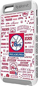 NBA Philadelphia 76ers iPhone 6 Cargo Case - Philadelphia 76ers Historic Blast Cargo Case For Your iPhone 6