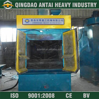 Q3210 shot blasting machine/wheel abrator/shot peening
