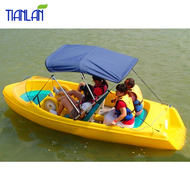 Latest Styles Amusement Park Water Pedal Boat for Kids