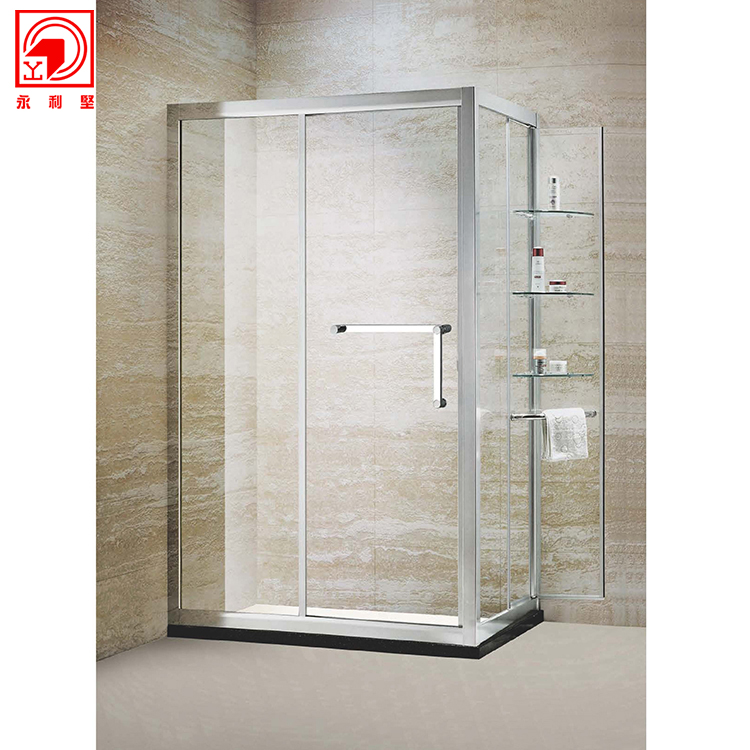 Yonglijian Barn Corner Tub Glass Shower Door Buy Corner Tub Shower Door Corner Shower Door Barn Door Shower Door Product On Alibaba Com