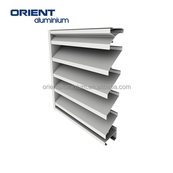 top level high quality malaysia aluminium louvres