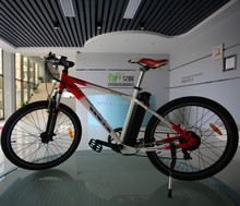 2014 new mountain style electric bike