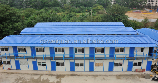Vivid low cost factory pre-engineered structural steel building workshop