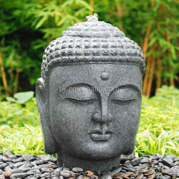 antiguo buda grande al aire libre estatuas del jardn de piedra para la venta