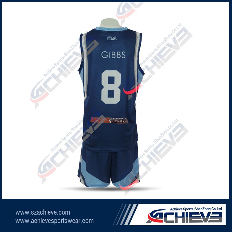 fashion custom sublimation cool basketball jersey high quality and comfortable polyester for basketball league