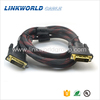 Linkworld gold plated DVI to DVI Cable assembly