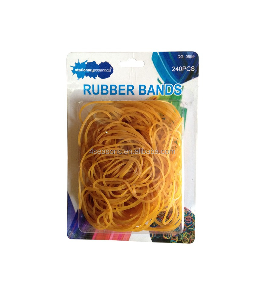 High quality best selling natural rubber bands for money