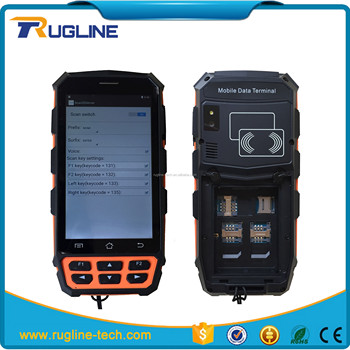 Mini Android Handheld Bluetooth Symbol N410 Barcode Scanner With